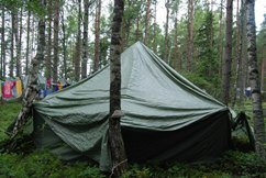 Finland tent