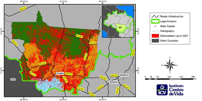 4 CASE STUDIES IN TROPICAL DEFORESTATION Rainforest